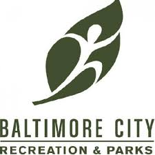 Baltimore City Rec and Parks logo