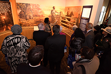 Harriet Tubman Visitors Center Tour by Maryland Governor's Office