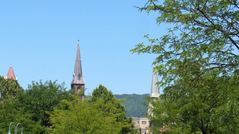 Steeples in Cumberland