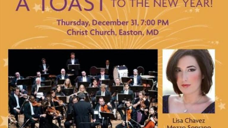 Mid-Atlantic Symphony Orchestra's Toast to the New Year