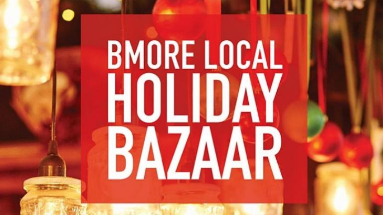 BMORE Local Holiday Bazaar at the B&O
