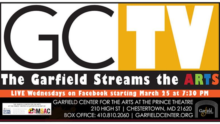 Garfield Center Streaming TV logo