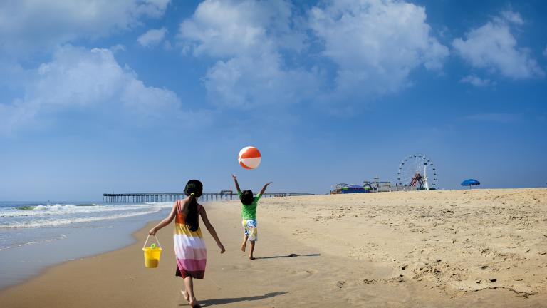 For an authentic beach vacation, head to where the locals go--Ocean City!
