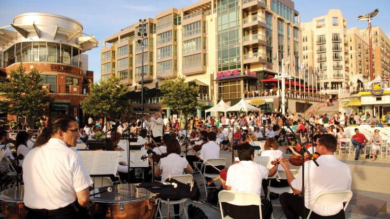 National Harbor Summer Concert Series