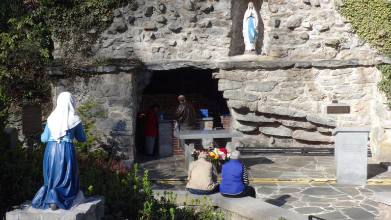 National Shrine Grotto of Our Lady of Lourdes
