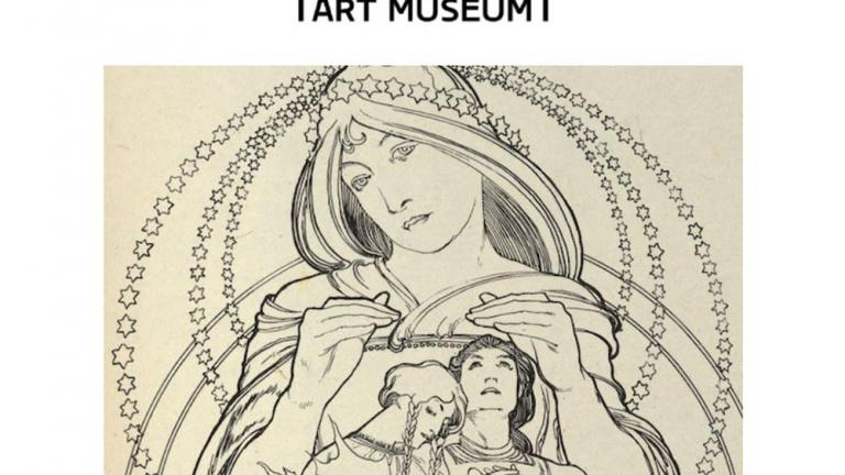 The Walters Art Museum Coloring Page