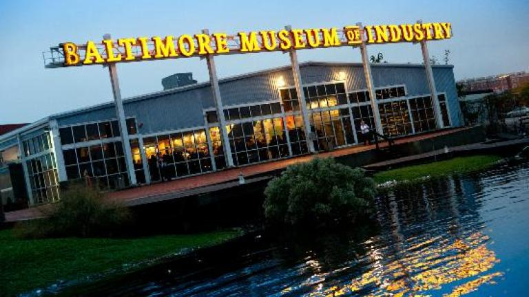 Step back in time at the Baltimore Museum of Industry, learn about the many everyday items invented in Baltimore.