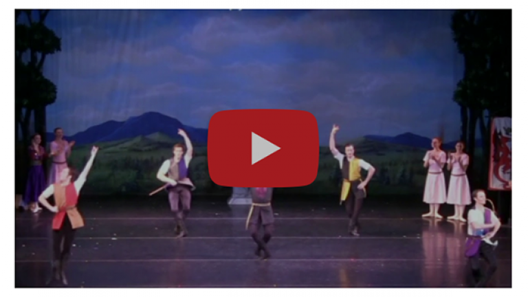 Ballet Theatre of Maryland - Performance from Digital Library