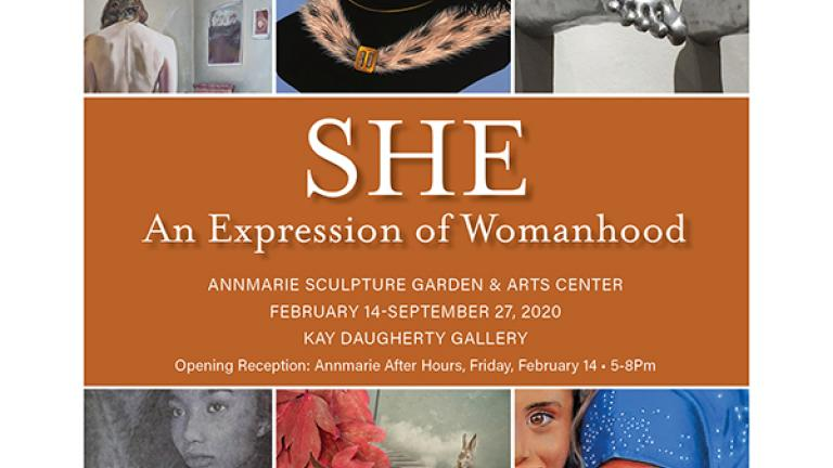 She: An Expression of Womanhood
