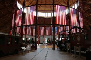B&O Railroad Roundhouse