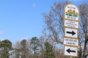 Scenic Byways Sign