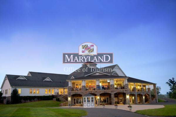 Golfers can enjoy the game and the Restaurant at Bulle Rock located in Havre De Grace
