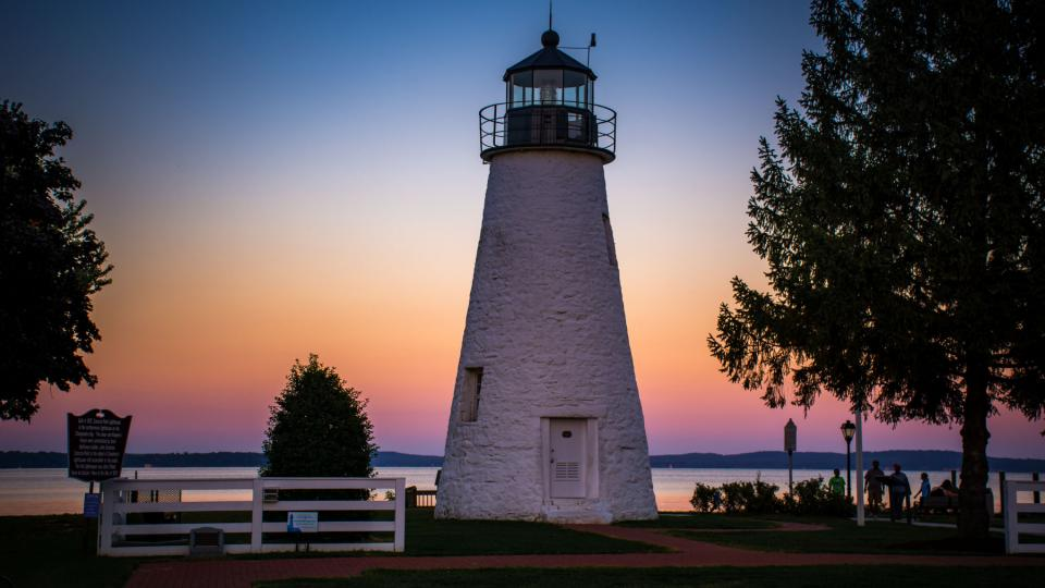 Concord Point Lighthouse Take a Tour of