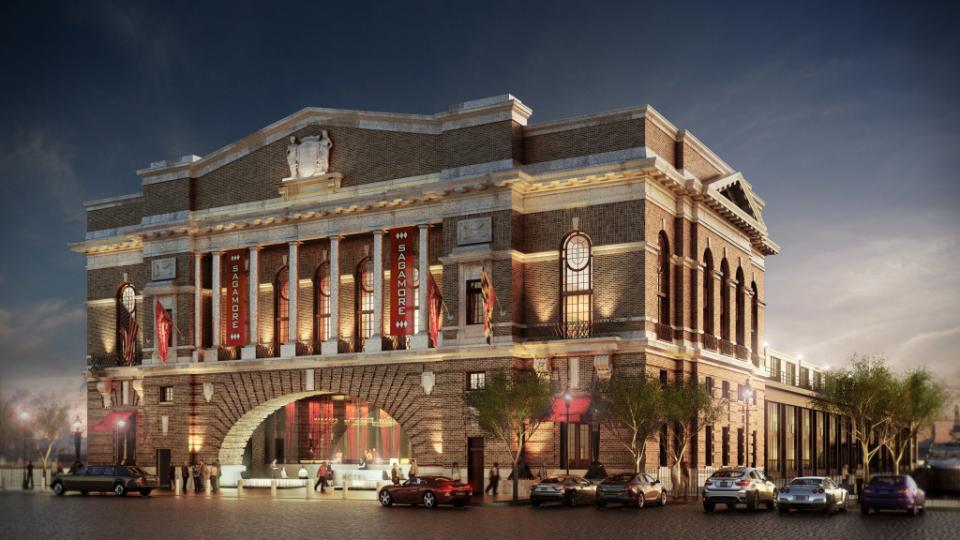 Sagamore Pendry Hotel in Fells Point