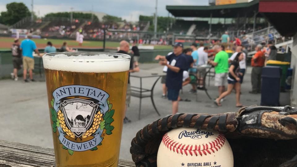 Antietam Brewery Beer