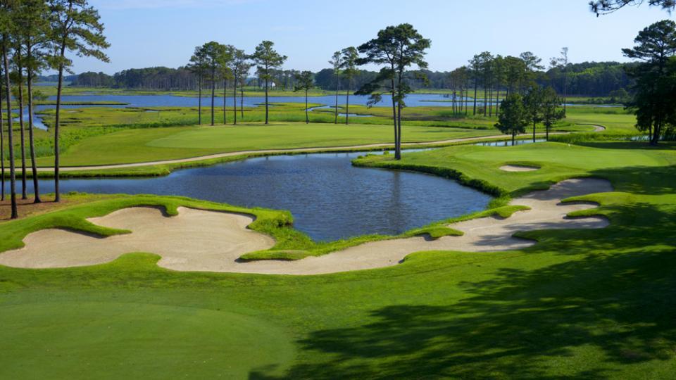 Ocean City Golf Club's Newport Bay Course