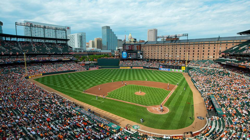 Summer means baseball! Watch the Orioles at Camden Yards, then catch a minor league game across the state.