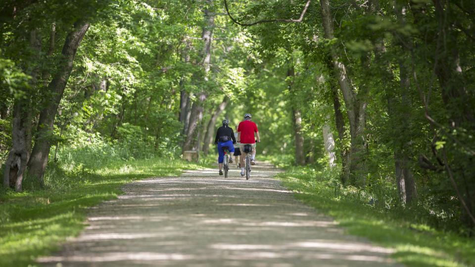 C&O Canal Bike Trail