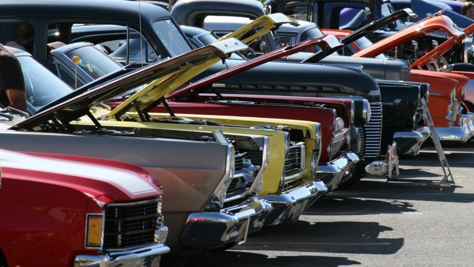 Get Your Motor Runnin\' at These Hot Rod Events   Visit Maryland