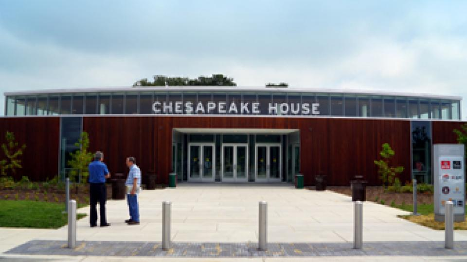 Chesapeake House Welcome Center