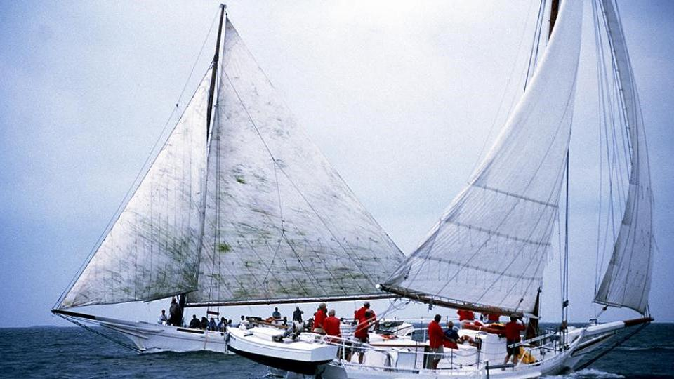 Deal Island Skipjack Race