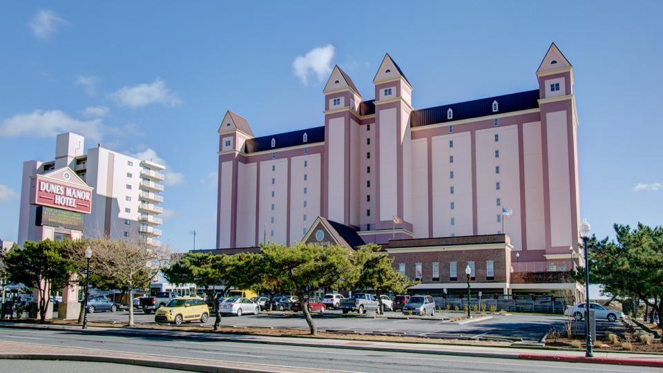 The Dunes Manor Hotel, Ocean City