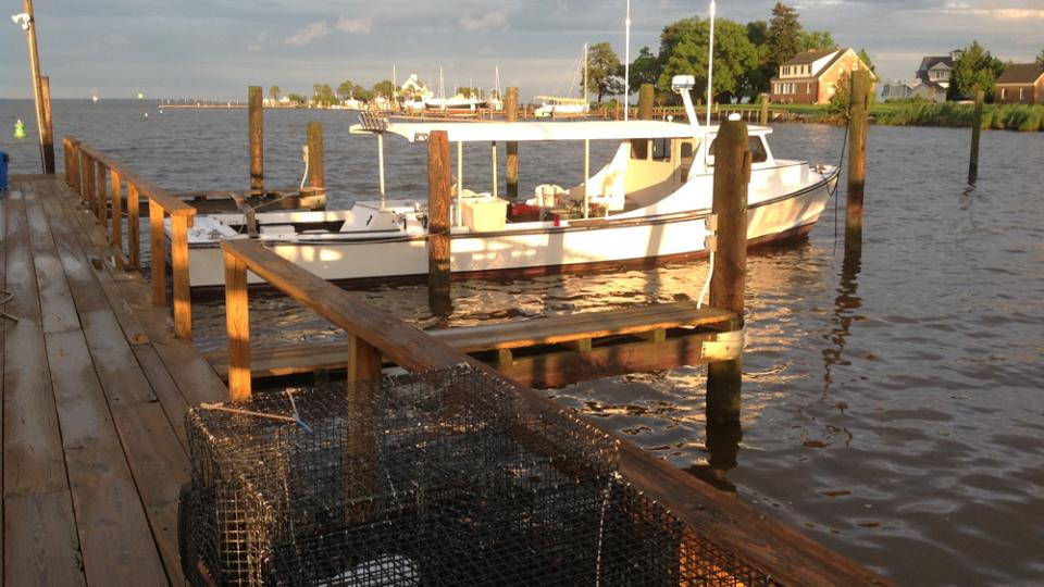 Chesapeake Bay workboat