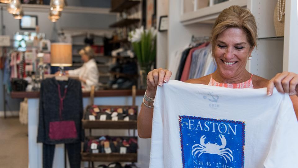 Easton Tee-shirt