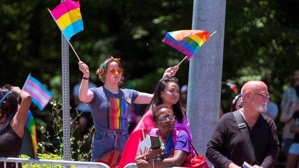 Baltimore Pride Celebration
