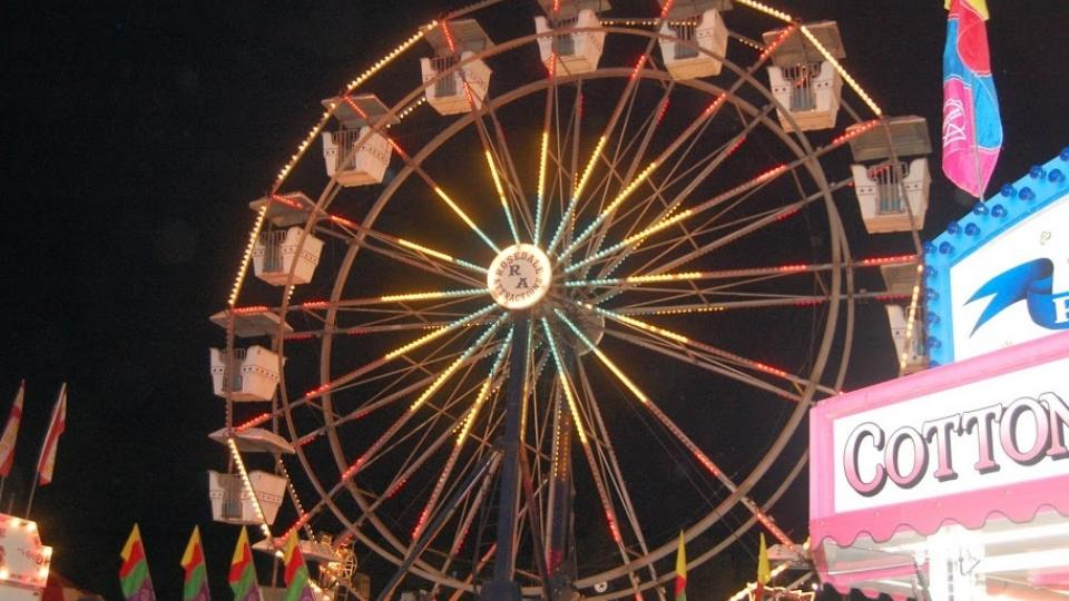 For some fall family fun, head to the Charles County Fair in La Plata.