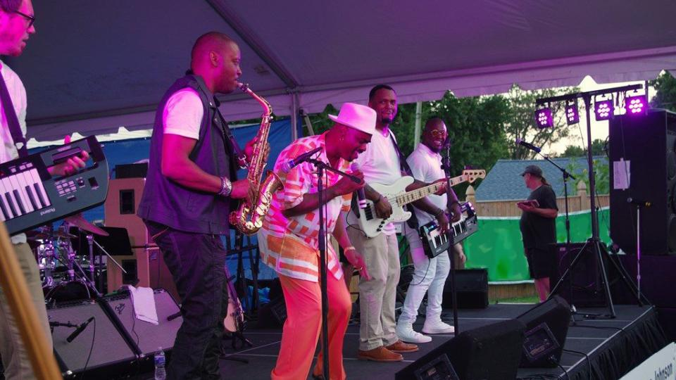 Potomac Jazz and Seafood Festival