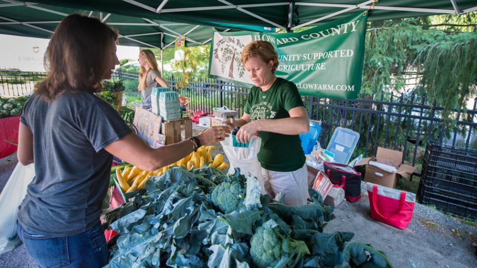 Howard County Farmers Market