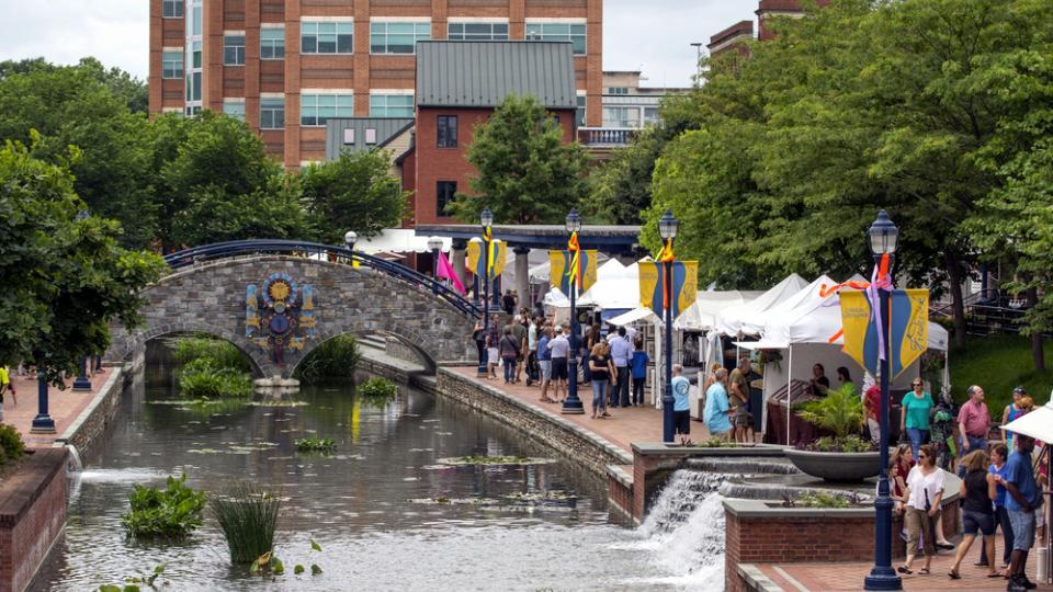 A Festival in Frederick