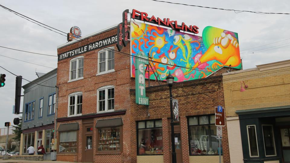 Franklin's Restaurant, Brewery, and General Store
