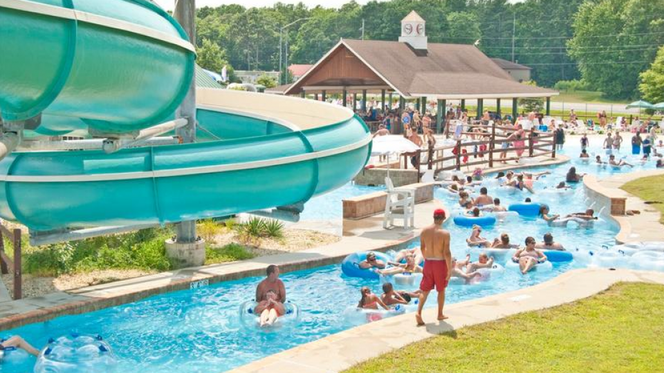 Frontier Town Water Park Image