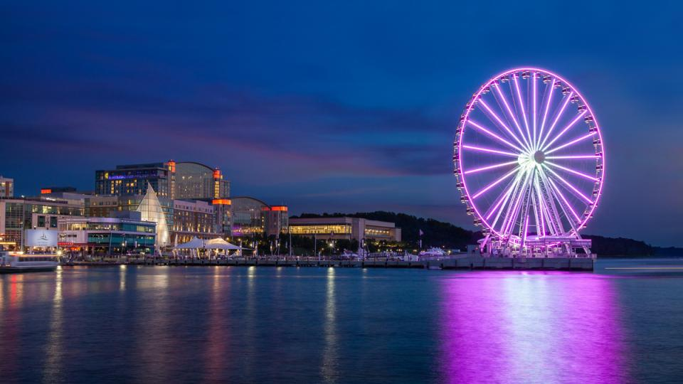 Lord National Harbor Resort