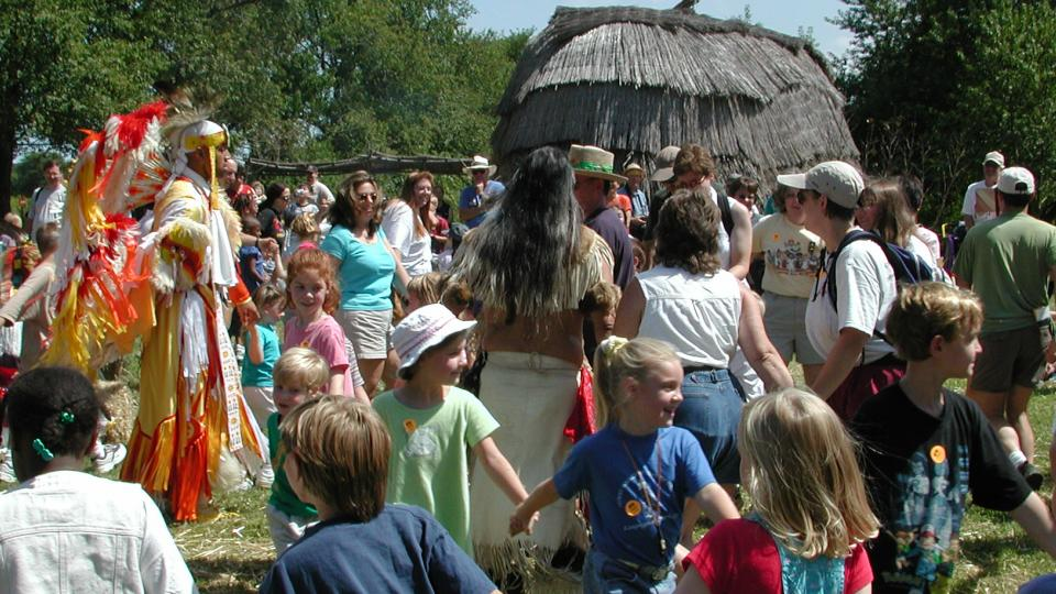 Woodland Indian Discovery Day at Historic St. Marys City