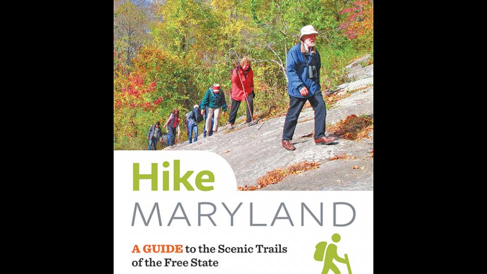 Hike Maryland by Bryan Mackay