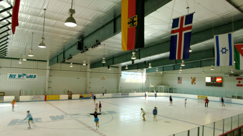 Ice World Skating Rink