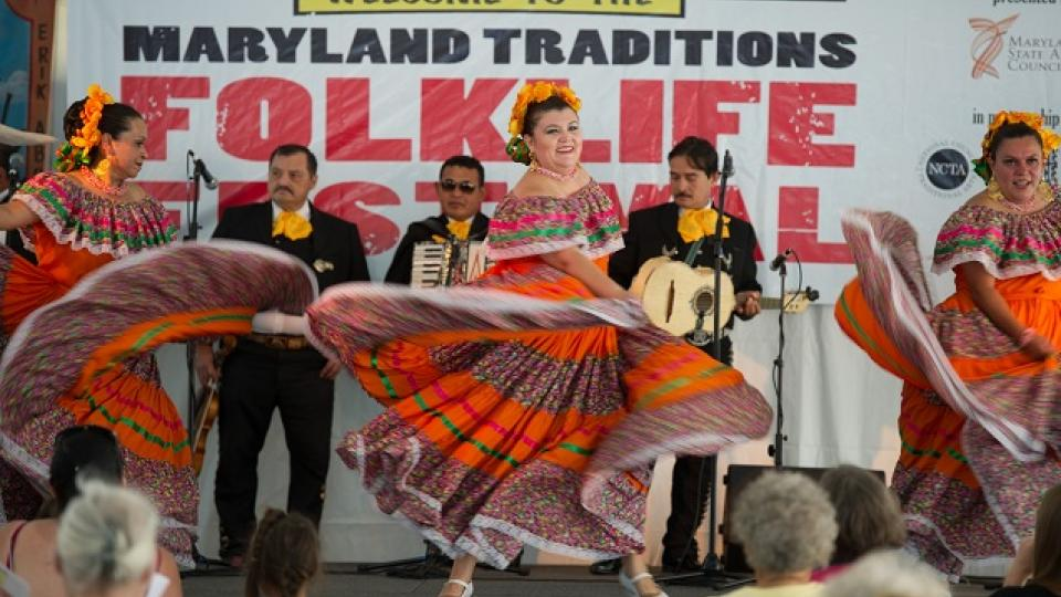 Maryland Traditions Folklife Festival