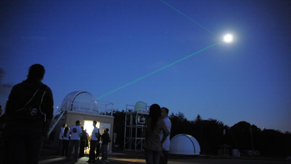 NASA Goddard Space Flight Center International Observe the Moon Night