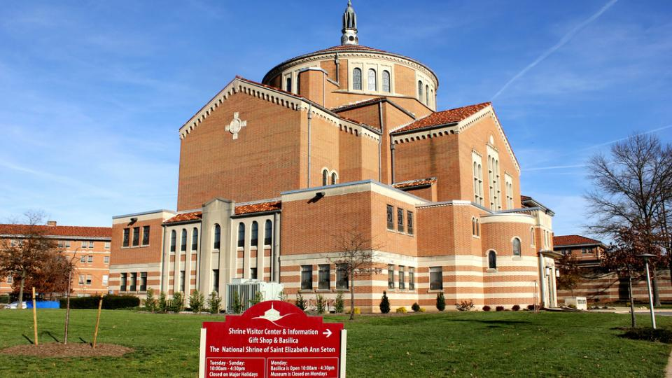 National Shrine of Saint Elizabeth Ann Seton in Emmitsburg