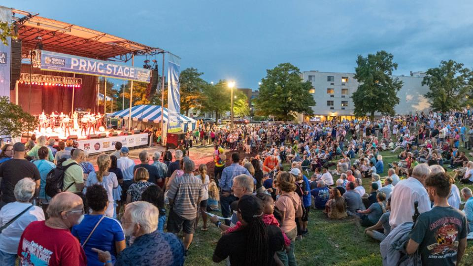 National Folk Festival in Salisbury