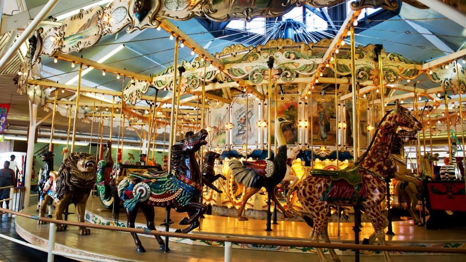 Trimpers Carousel Ocean City