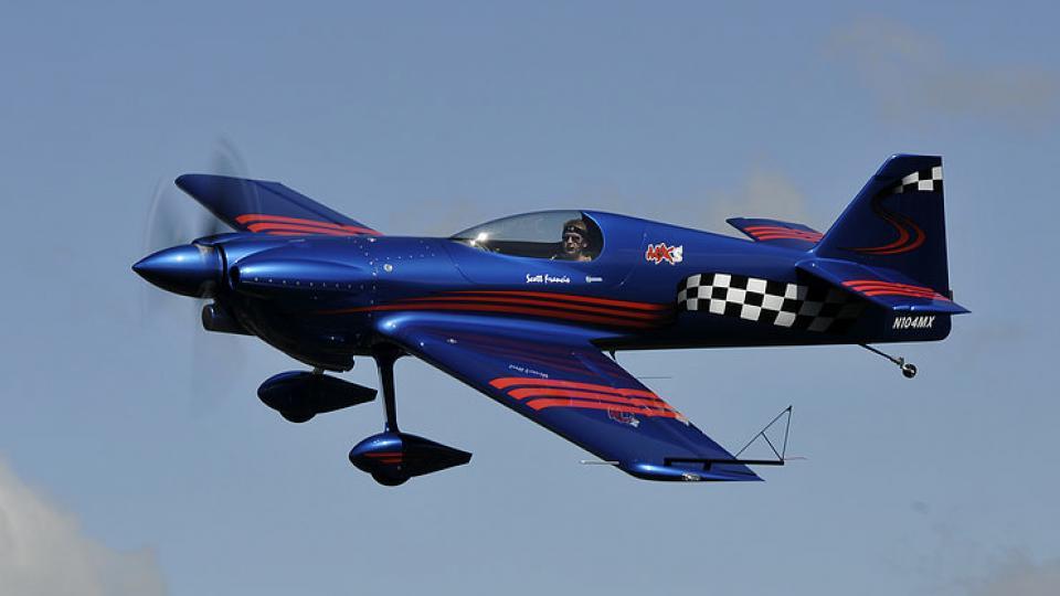 Scott Francis Air Show