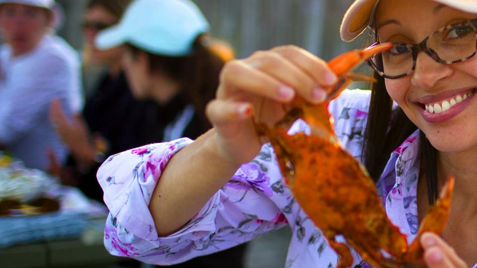 Seafood Events and Festivals in Maryland