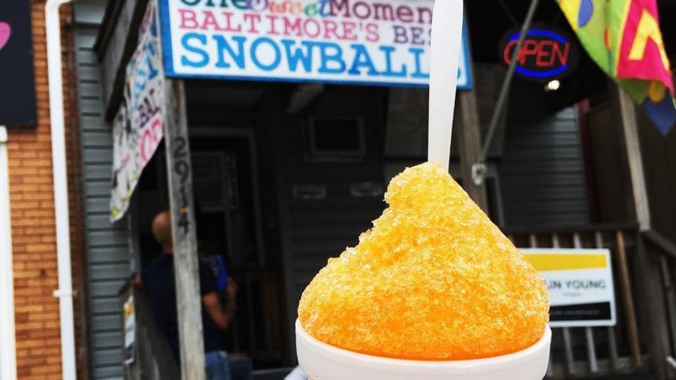 Maryland Snowball
