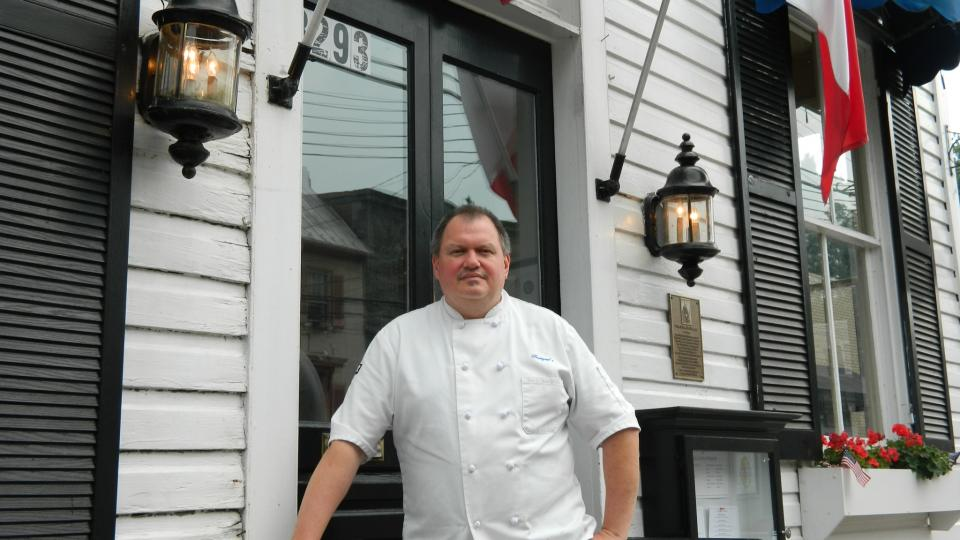 Chef Michel Tersiguel