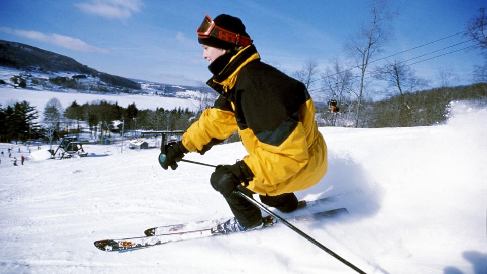 Hit the slopes at this popular resort in Western Maryland for your winter adrenalin fix.