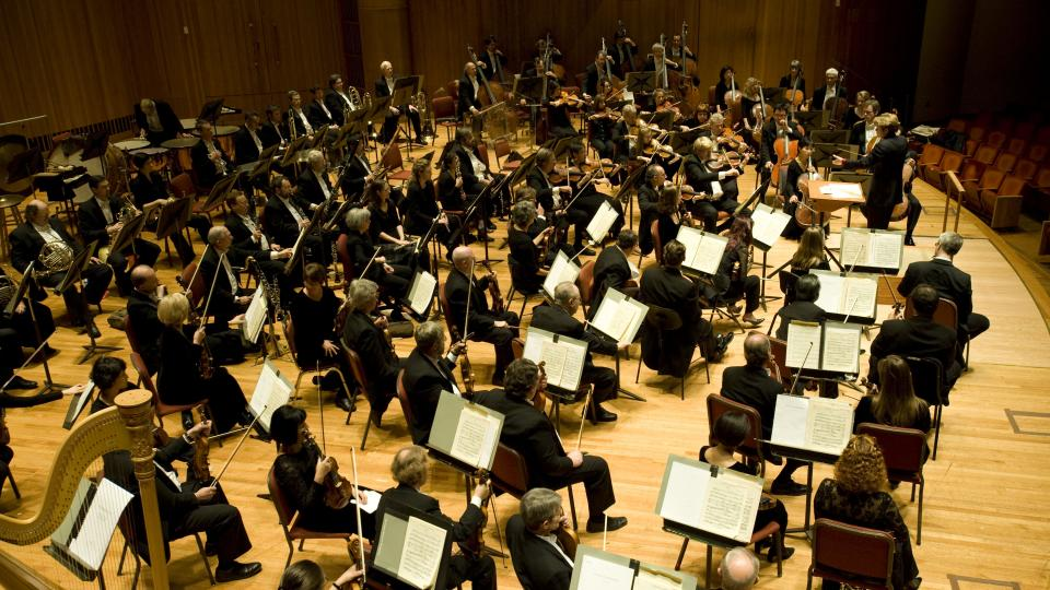 See a performance by the Baltimore Symphony Orchestra